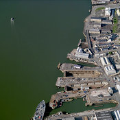 Devonport Port Area