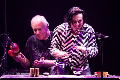 Steve Hogarth and Ian Mosley, Marillion