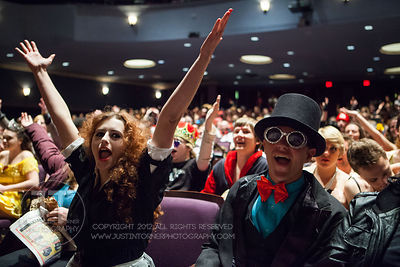 Rocky Horror Picture Show at the Englert