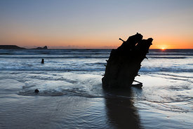Shipwreck & Worms Head