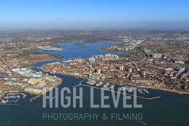 Aerial Photography Taken In and Around Poole, UK