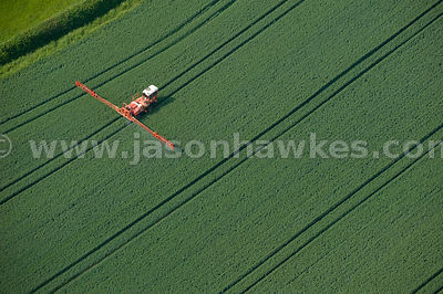 Ploughing Fields in Norfolk