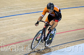 Master A 3-4 Sprint Final. 2015 Canadian Track Championships, October 8, 2015