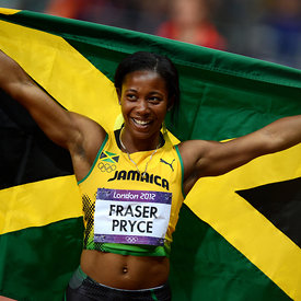 FRASER-PRYCE (JAM) photos