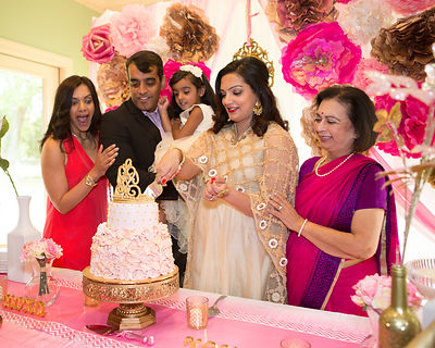 Kerkar Baby Shower photos