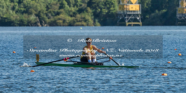 Taken during the National Championships 2018, Lake Karapiro, Cambridge, New Zealand; ©  Rob Bristow; Frame 0896 - Taken on: Thursday - 15/02/2018-  at 09:27.29