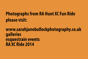 RA Hunt XC Fun Ride 2014 photos