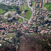 Cavallasca aerial photos