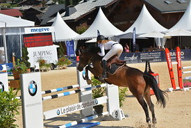 Jumping International de Megève 2016