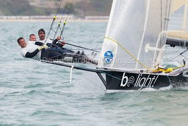 Be Light, HUN 18, 18ft Skiff, Euro Grand Prix Sandbanks 2016, 20160904141