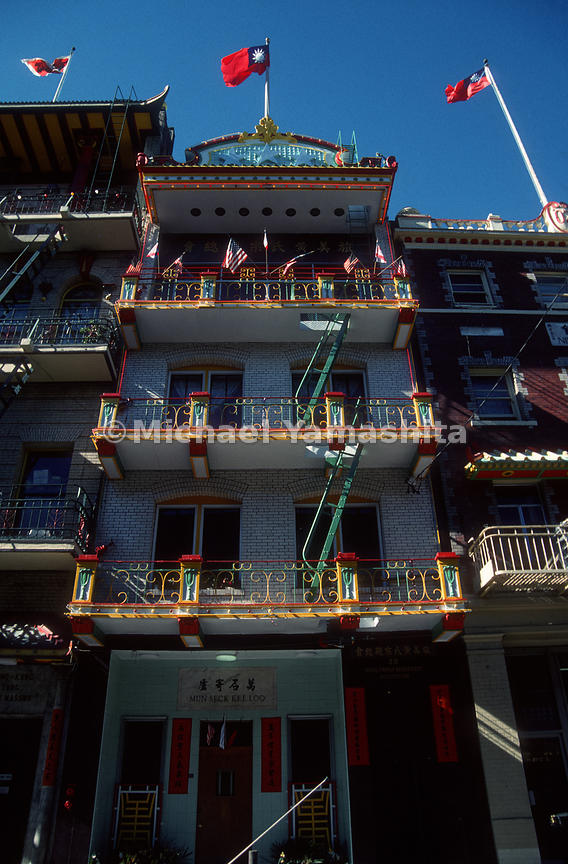 Chinatown.San Francisco, California
