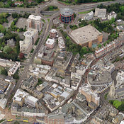 Bournemouth aerial photos