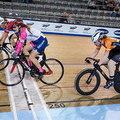 Cat 1 Women Elimination Race, 2017/2018 Track Ontario Cup #1, Mattamy National Cycling Centre, Milton On, December 10, 2017