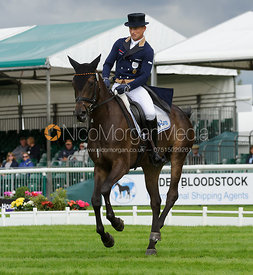Michael Jung (GER) and FISCHERROCANA FST - Burghley 2015