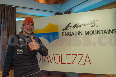 Freddy Nock World Record High Wire at Piz Bernina photos