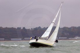 Pied Piper, 2846L, Parker 275, Poole Winter Series 2018, 20181104012