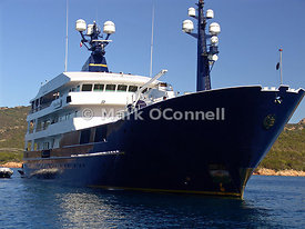 Motor Yacht Force Blue 2