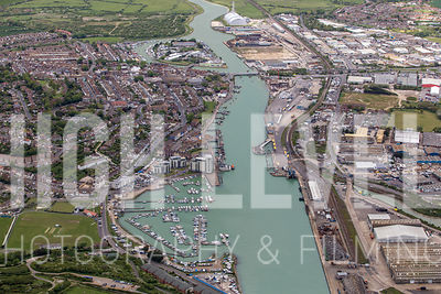 Newhaven Canterbury Aerial Photographs