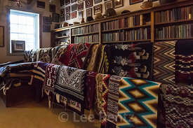 Navajo Rugs for Sale at Hubbell Trading Post
