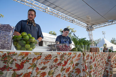 Chef's cook-off, TBD Fest 2014