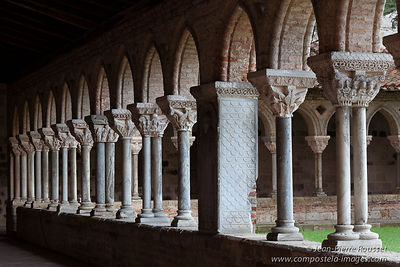 Cloister of Moissac