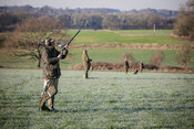Warnford Shoot Jan 2017 photos