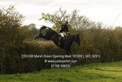 2009-10-18 KSB Marsh Green Opening Meet  photos