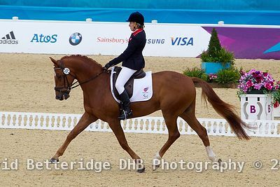 London 2012 Paralympics - Dressage  photos