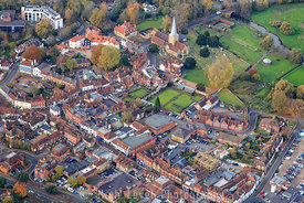 Aerial Photography Taken In and Around Godalming, UK
