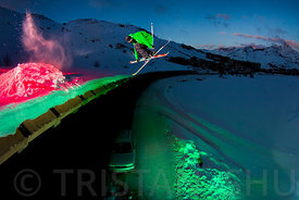 the story behind the photo Flo Bastien 360 over par-avalanche photos