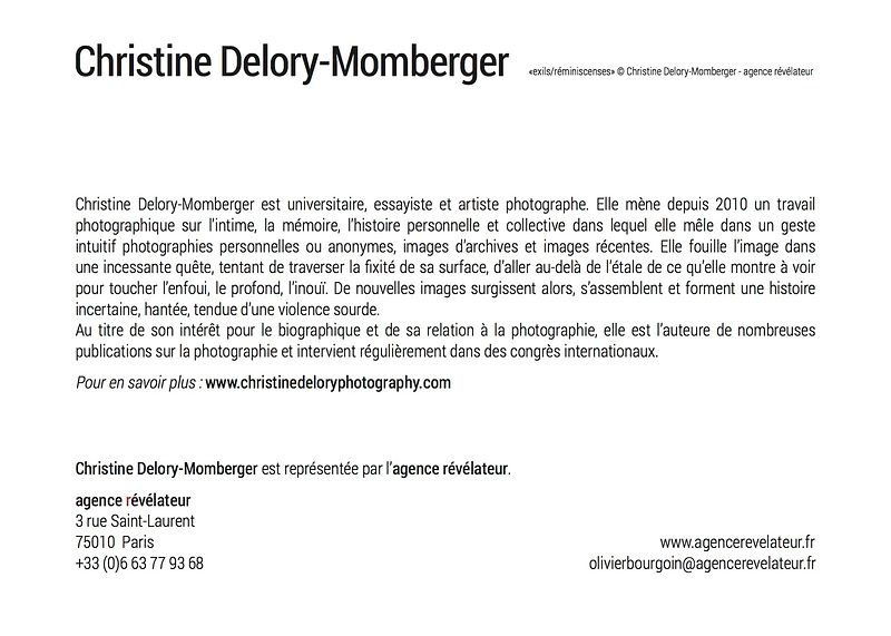 Flyer_CDeloryMomberger_Arles-2