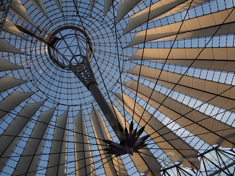 Germany - Berlin (Sony Center - Dome)