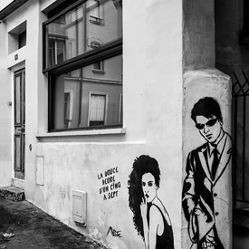 Street Art  Photos de Paris