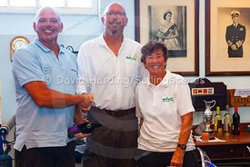 Prize-giving at Weymouth Regatta 2018, 20180909006.
