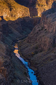 View of Rio Grande Gorge from Rio Grande Gorge Bridge