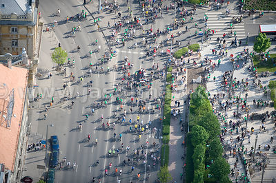 Park Project, Critical Mass, Budapest