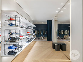 Dior Flagship store, New Bond Street, Westminster, London, UK.