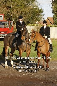 2009-12-06 KSB Coombelands Meet