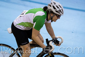 Master Women 500m Time Trial. Ontario Track Championships, Mattamy National Cycling Centre, Milton, On, March 5, 2017