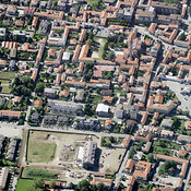 Magnago aerial photos
