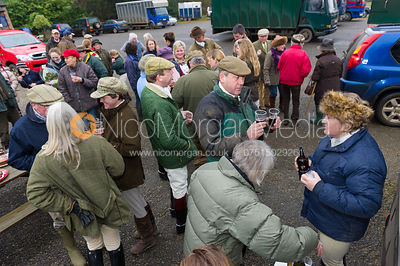 The Belvoir Hunt at Belvoir Castle 9/3 photos