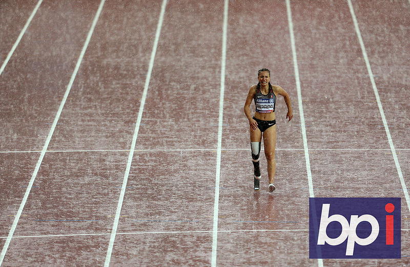 World Para Athletics Championships 2017, Day Ten, London Stadium, London, UK, 18 July 2017
