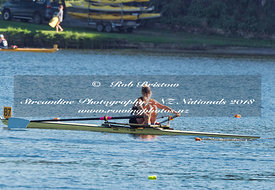 Taken during the National Championships 2018, Lake Karapiro, Cambridge, New Zealand; ©  Rob Bristow; Frame 0710 - Taken on: Thursday - 15/02/2018-  at 08:03.32