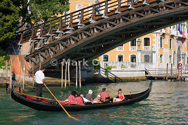 Gondolas on the Grand canal v5