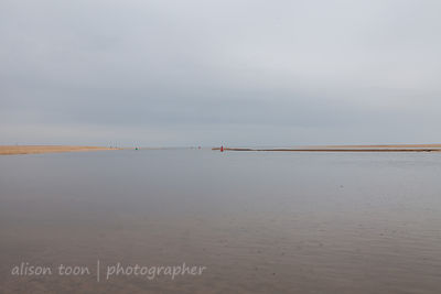 Wells-next-the-Sea estuary