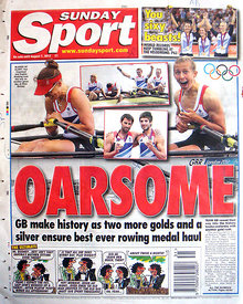Sunday Sport 5 August 2012.3967011 – Steven Paston.