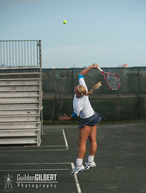 Sabine Lisicki - Serve