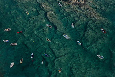 Gone Fishin' aerial photography