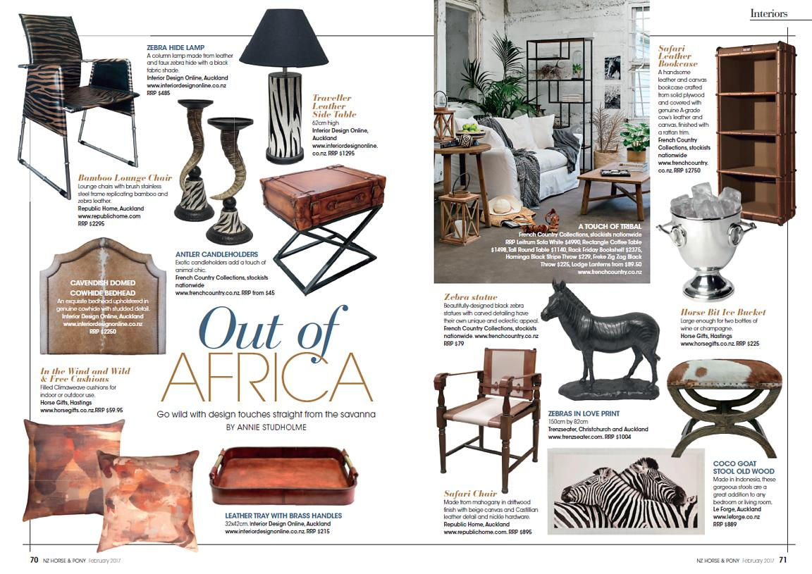 H_P_Interiors_February_2017_Out_of_Africa