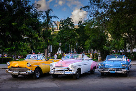 Classic Car Taxis